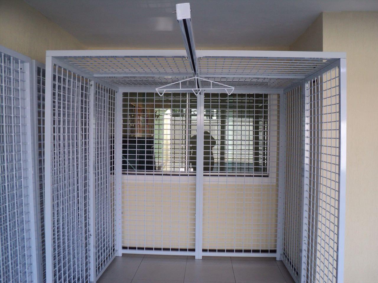 unidade de exercicio - gaiola